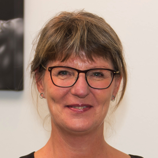 Marianne fodterapeut hos House of Care i Hammel